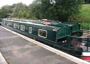Wootton Wawen Narrowboat, Warwickshire