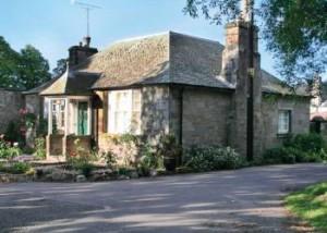 The Garden Cottage, in Blebo nr. St Andrews, Fife