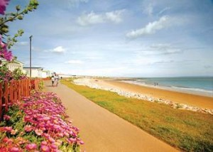 Coastal family fun at Trecco Bay Holiday Park, Porthcawl, Mid Glamorgan